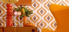 نصب کاغذ دیواری, اجرا کاغذ دیواری | wallpaper2 | دکوراسیون داخلی شهرنگ