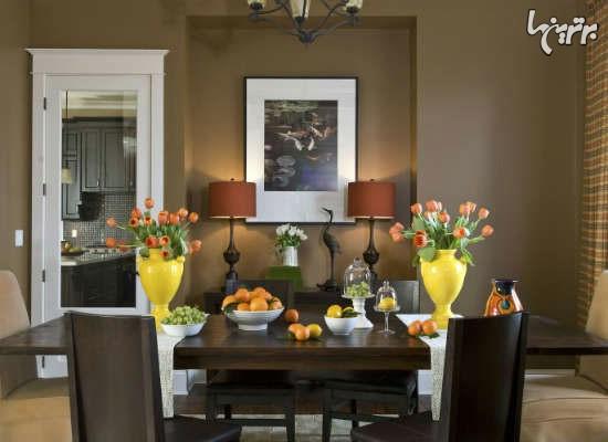 رنگ نارنجی, رنگ قهوه ای, رنگ صورتی, رنگ سبز, رنگ زرد, رنگ خاکستری, رنگ بنفش, رنگ آبی, اتاق تاریک   decoration2   دکوراسیون داخلی شهرنگ